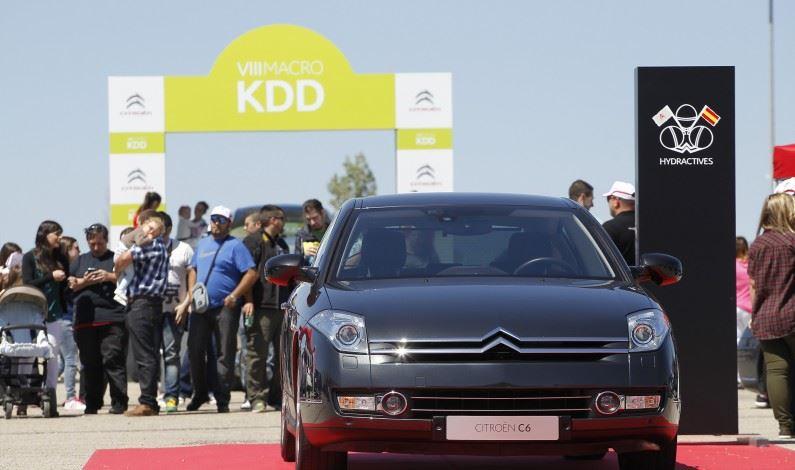 VIII Macro KDD Citroën: Éxito con mayúsculas