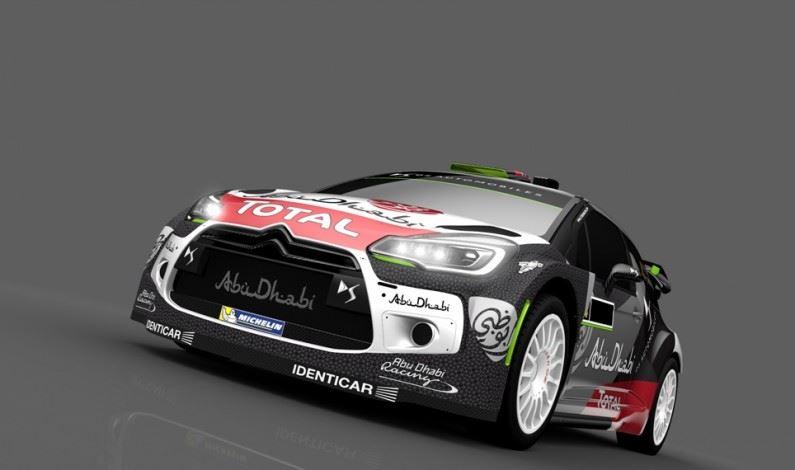 El DS 3 WRC estrena «nuevo look» en Portugal
