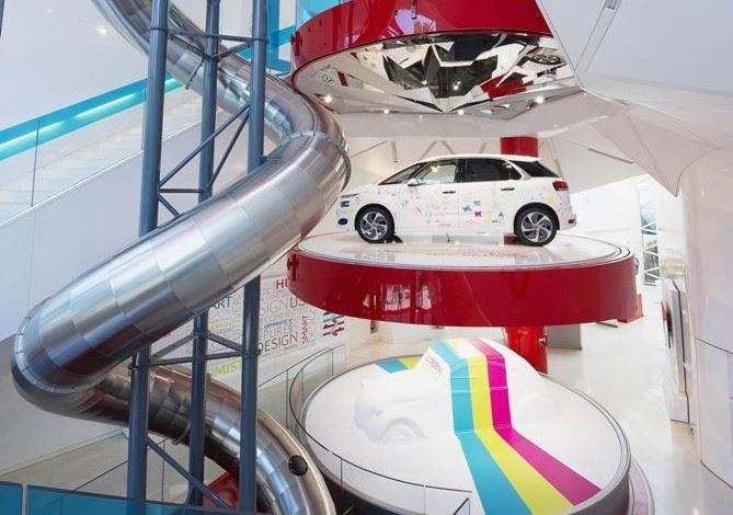"""Comienza la temporada de verano en el C_42, bajo el nombre """"Citroën Colors!"""""""