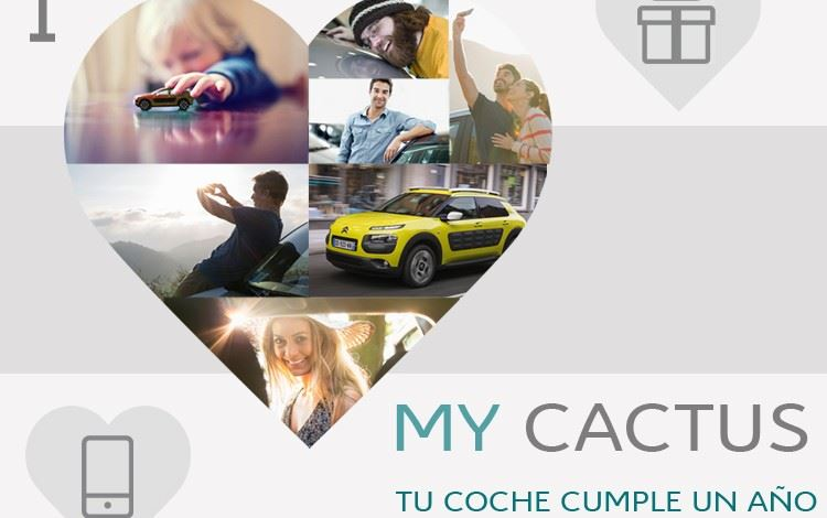 El Citroën C4 Cactus cumple un año