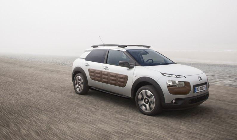 Junio, el mes del Citroën C4 Cactus