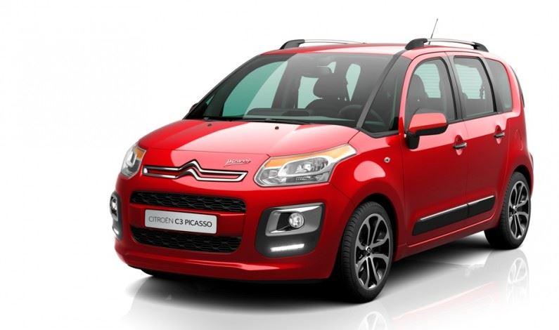 Citroën C3 Picasso: Más personalización
