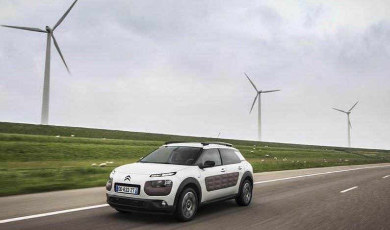 Citroën C4 Cactus: Aliado profesional