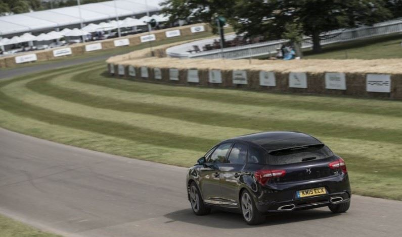 DS Automobiles en el 'Goodwood Festival of Speed'