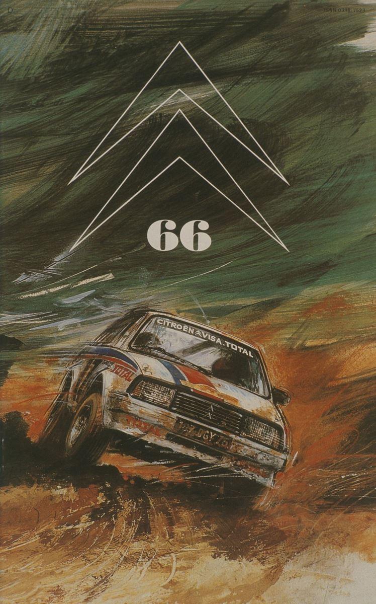 Las portadas de «Le Double Chevron»