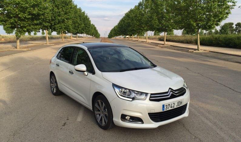 Citroën C4 BlueHDi 120cv Shine: Fiel compañero.