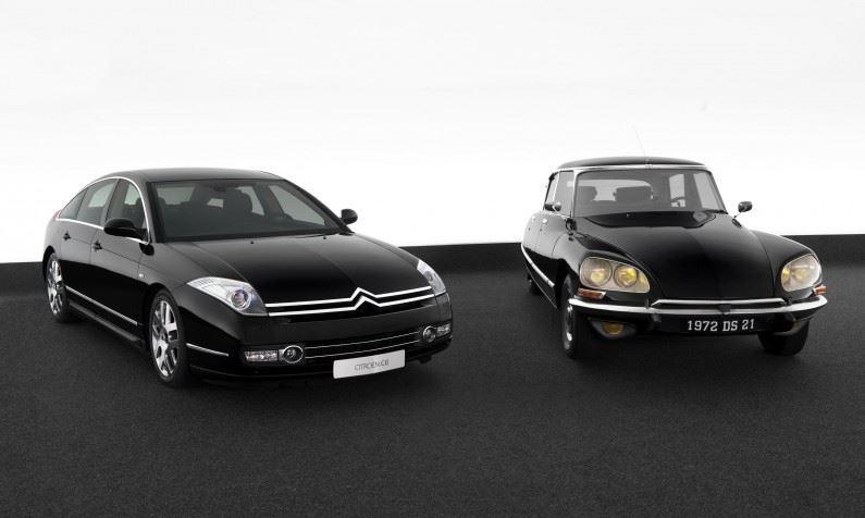 Citroën Reino Unido crea una web histórica.
