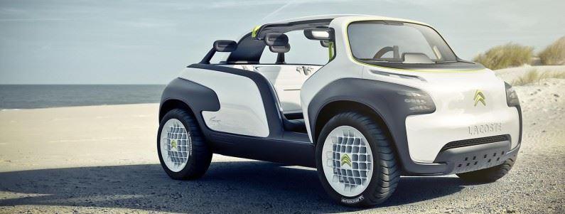 Concept: Citroën Lacoste