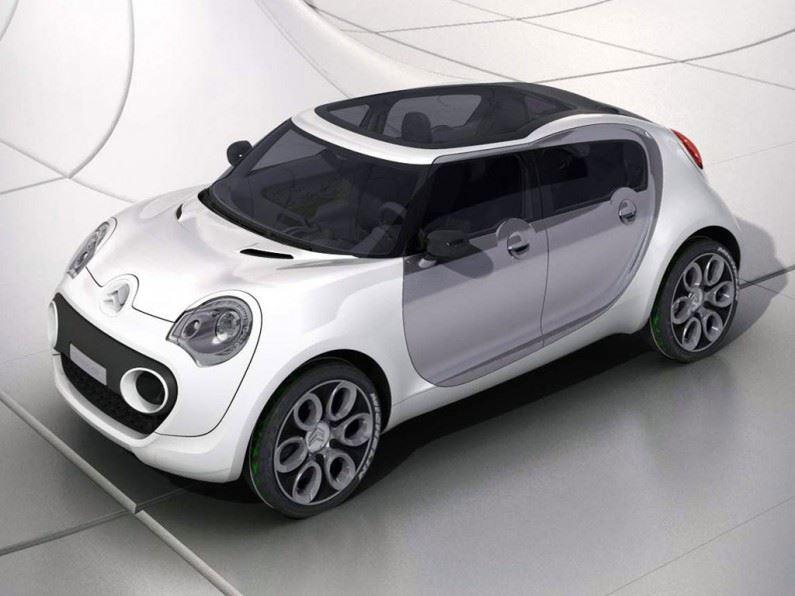 Citroën C-Cactus: El futuro próximo.
