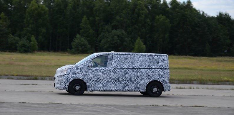 Nuevo Citroën Jumpy: En 2016.
