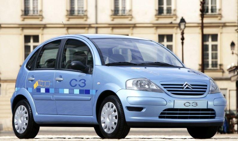 Citroën C3 City Park: Para aparcar facilmente.