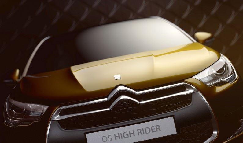 DS High Rider; El futuro DS4