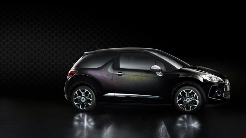 DS Automobiles lanza el DS 3 Dark Light.