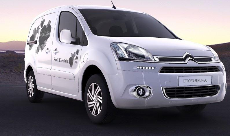 PSA Peugeot Citroën expone en Expoelectric