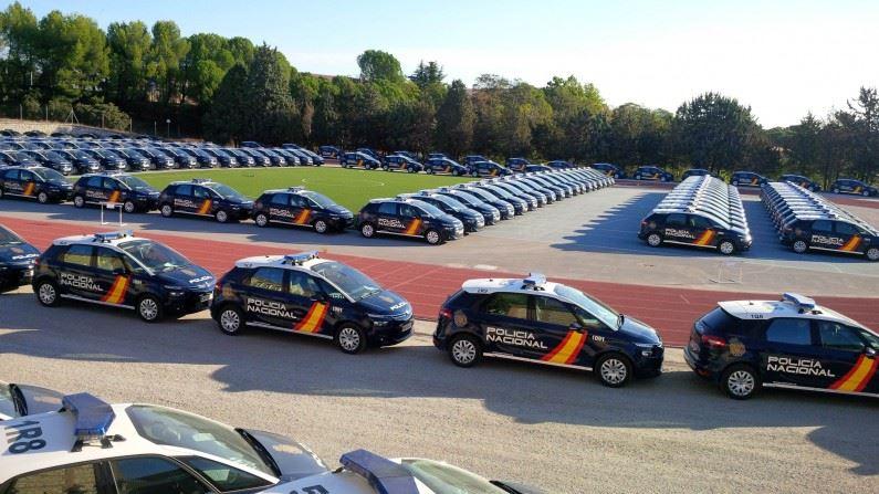 La Policía Nacional confía en Citroën: ¡Casi otros mil!