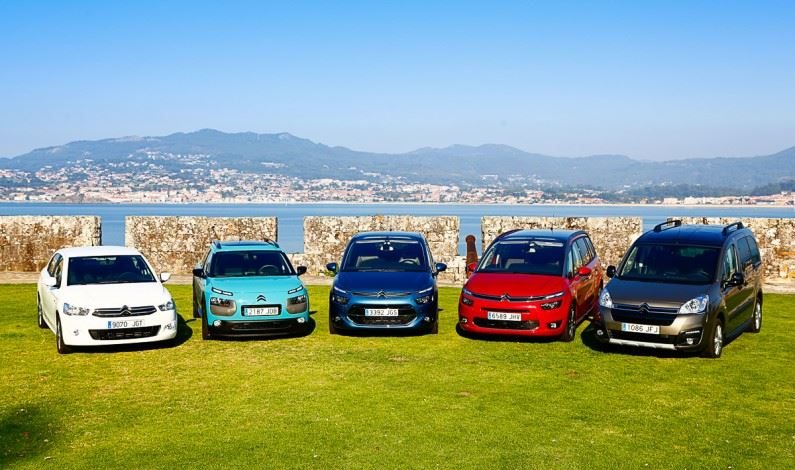 Citroën, una Marca  'MADE IN SPAIN'