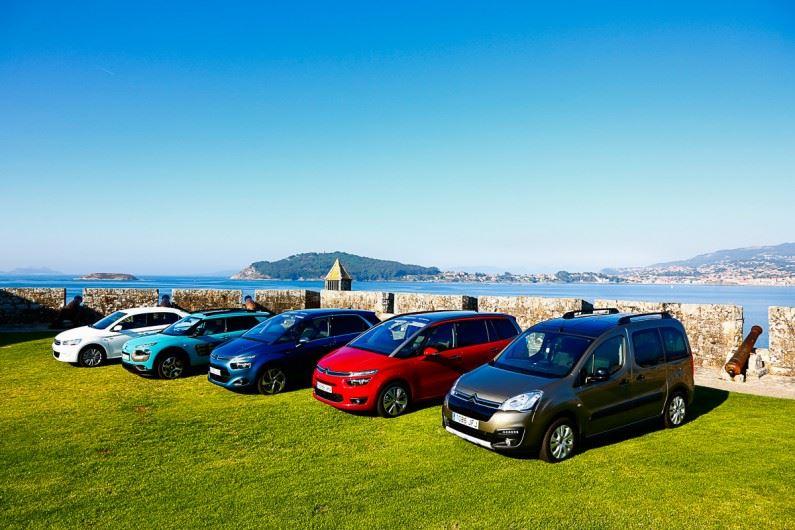 PSA Peugeot Citroën aumenta sus ventas un 1,2 % en 2015.