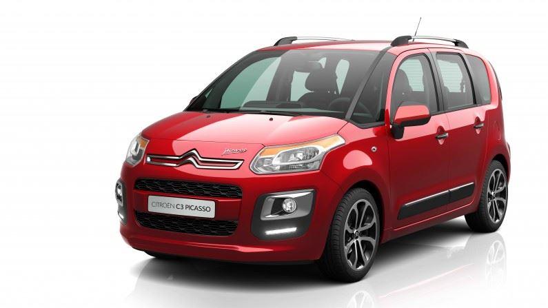 Citroën C3 Picasso – Planta de Trnava