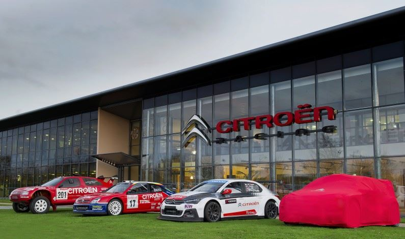 Citroën Racing: WRC para 2017, 2 pilotos en el WTCC y Loeb con Peugeot.