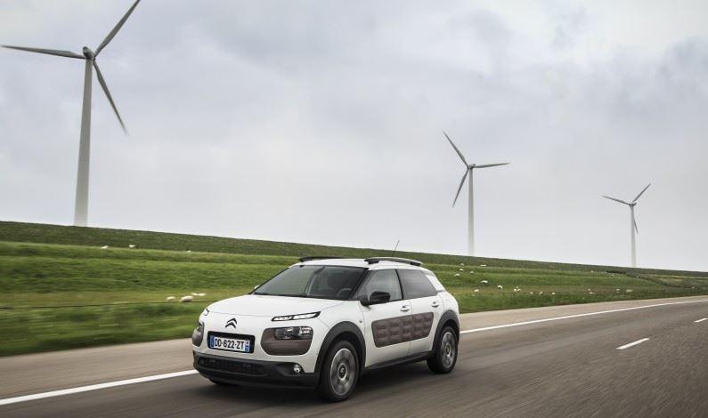 Citroën | DS Automobiles: Ventas España Marzo 2015.