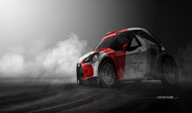 ¡Loeb Racing competirá en Rally con un Citroën DS3 R3 Max!
