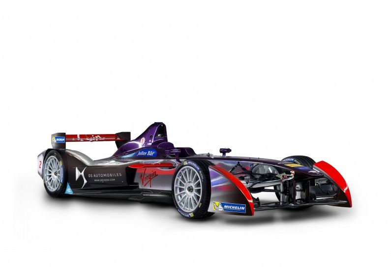 Puntos extras pada DS Virgin Racing en Uruguay.