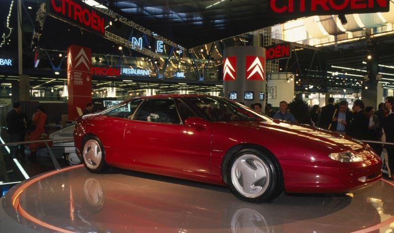 CitröPasado: Citroën Activa y Activa II