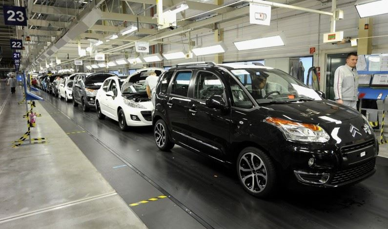 PSA Slovakia fabricará un nuevo modelo Citroën