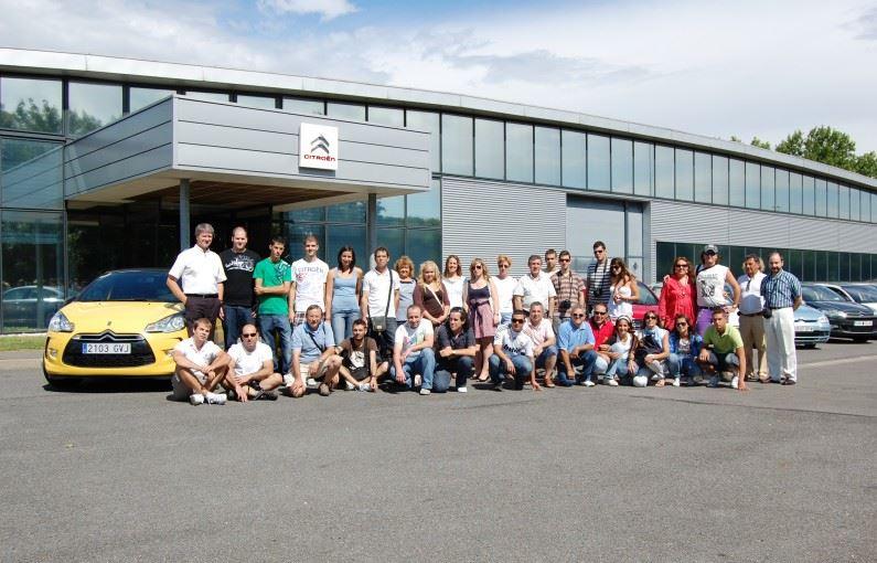 5º Aniversario CitröFamily: Todo un éxito nacional e internacional.