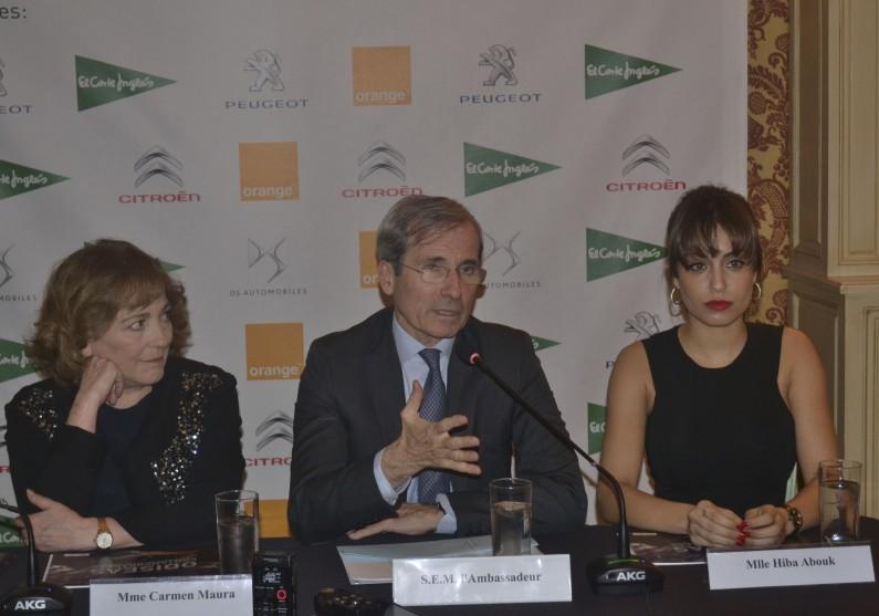 PSA, socio cultural de la Temporada 2016 del Instituto Francés de España