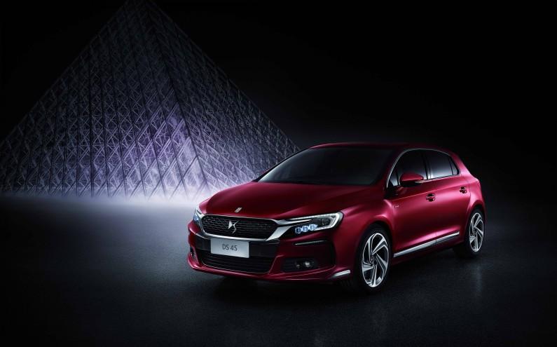 DS Automobiles: Lujo adaptado a los asiáticos.