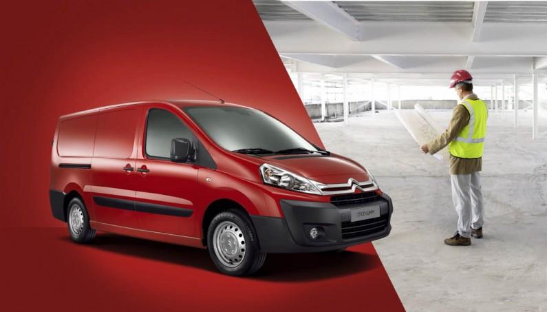 La Citroën Jumpy dice adiós.