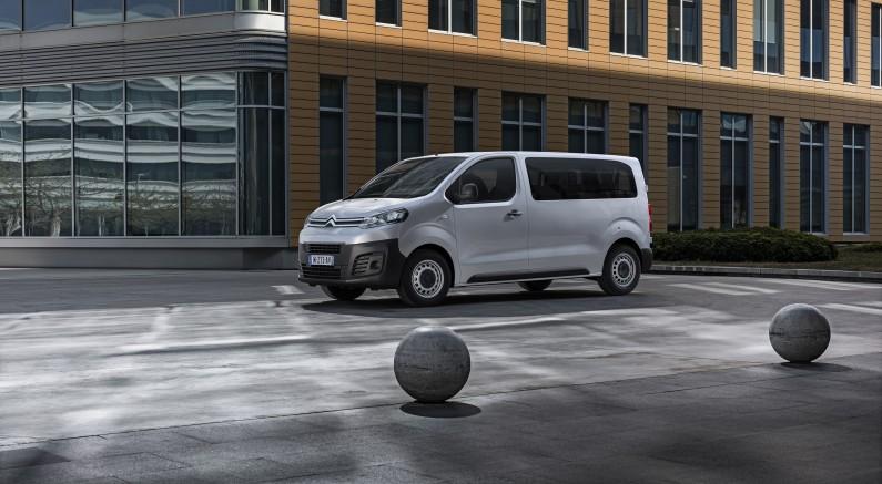 Citroën Jumpy: Mejor industrial en los premios EcoMotor.