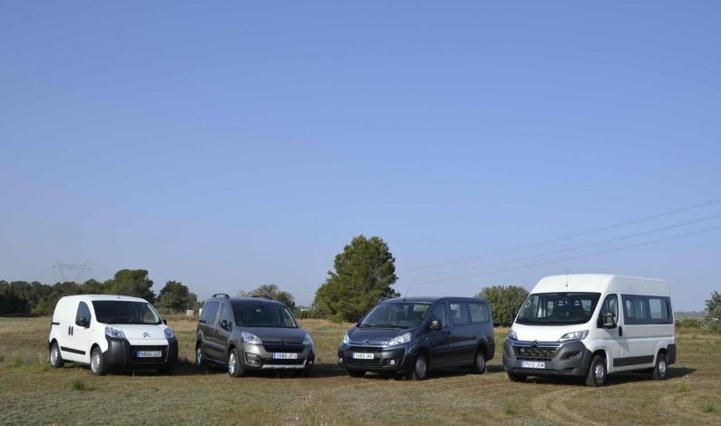 Comerciales Citroën: Fieles compañeros.