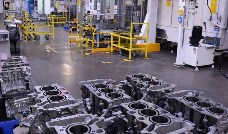 La «Française de Mécanique» ha fabricado su motor tricilíndrico PureTech número 300.000