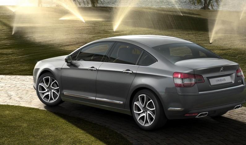 La futura generación de C5 equipará la nueva suspensión «mágica».