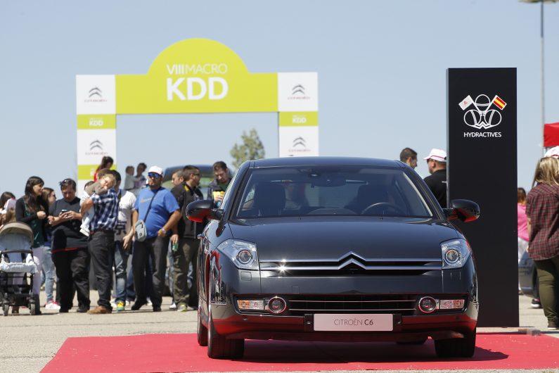 Comunicado: Fin de la Macro KDD Citroën