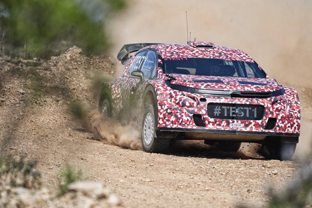 Citroën prototipo WRC 2017 (1)