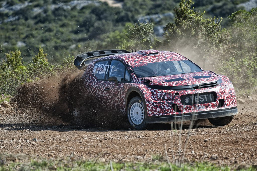 Citroën prototipo WRC 2017 (2)