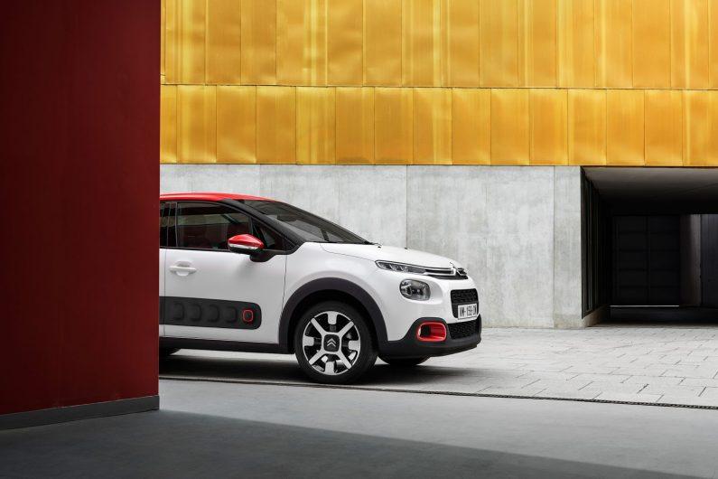 El Nuevo Citroën C3 candidato a Premio ABC al Mejor Coche del Año 2017.