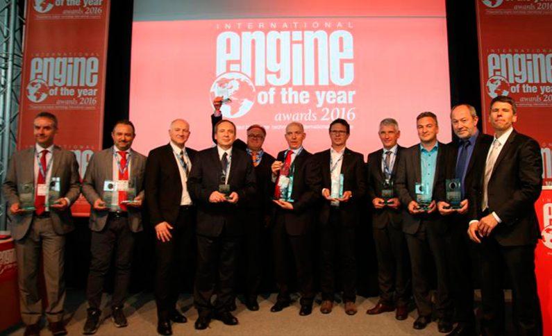 """Los PureTech logran el premio """"Motor del Año 2016"""" en su categoría. ¡Otra vez!"""