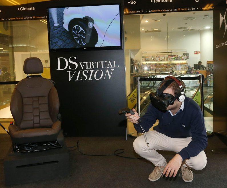 DS Virtual Vision: En Barcelona hasta el día 3 de Junio.