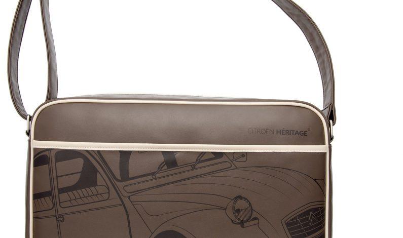 El 2CV inspira la nueva colección de la Boutique Citroën.