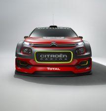 Citroën C3 versión SPORT (¿VTS?) by Citroën Racing.