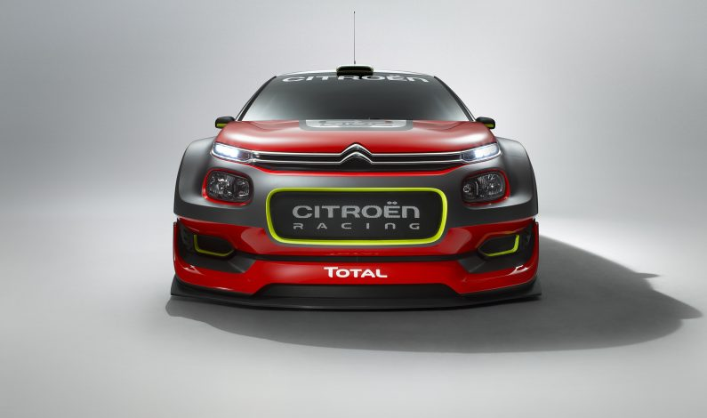 Citroën C3 versión SPORT (¿VTS?) by Citroën Racing.