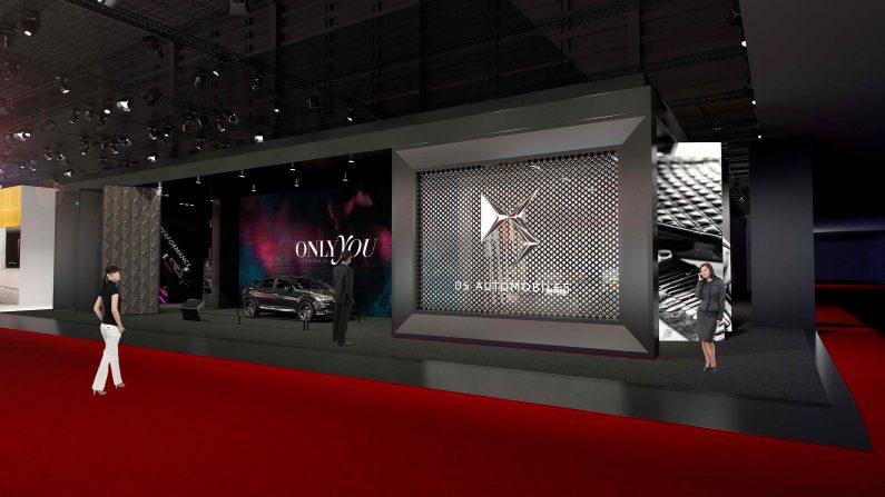 DS Automobiles en el Salón de París 2016