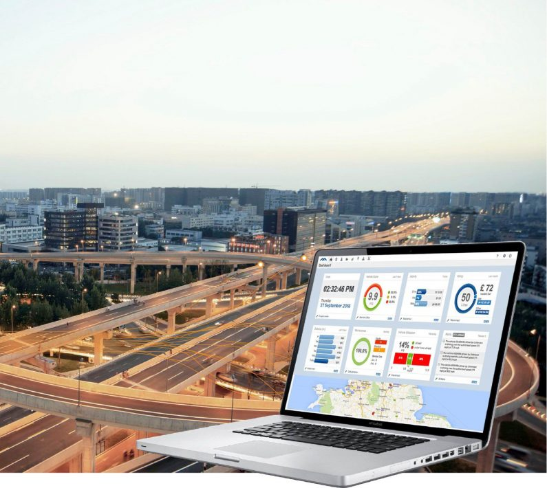 PSA se asocia con Masternaut para ofrecer soluciones telemáticas a las flotas de vehículos conectados.