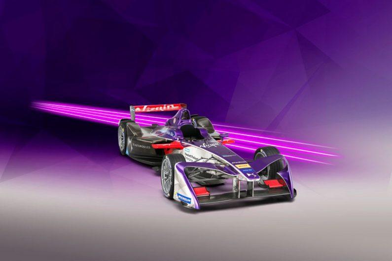DS Virgin Racing estrena la 3ª temporada de Fórmula E en Honk Kong.