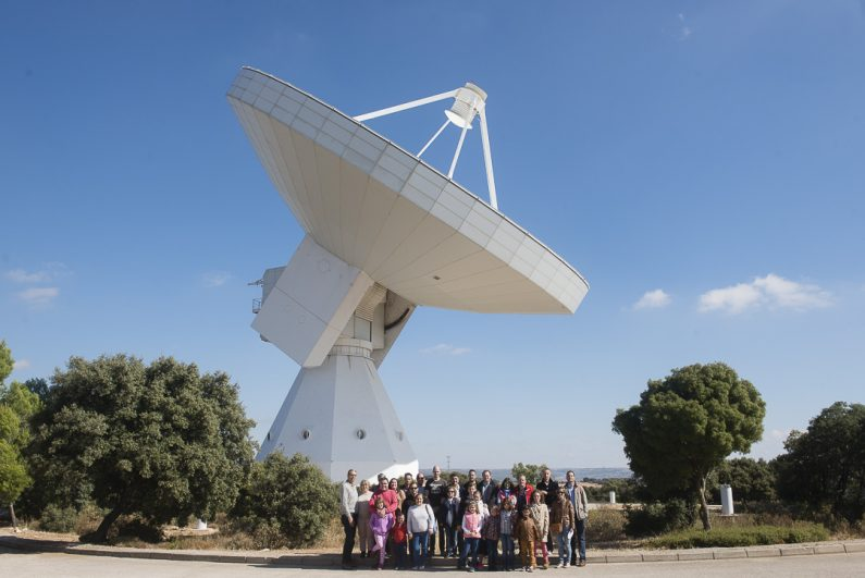 Los Clubs celebran la concentración de Castilla La Mancha en @AstroYebes