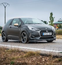 Prueba DS 3 Performance 1.6 THP 210cv Black Especial.